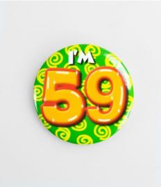 Button klein - 59