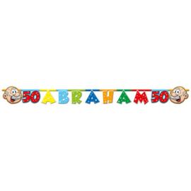 Letterslinger - Abraham Rainbow