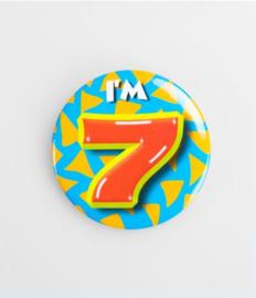 Button klein - 7