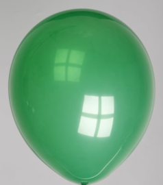 Ballon Smaragd Green - Per 100