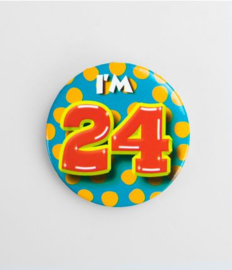 Button klein - 24