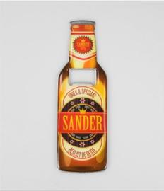 Bieropeners - Sander