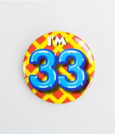 Button klein - 33