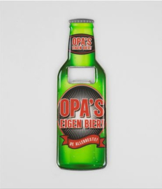 Bieropeners - Opa's Eigen Bier
