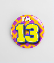 Button klein - 13