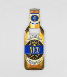 Bieropeners - Nico