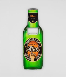 Bieropeners - Alex
