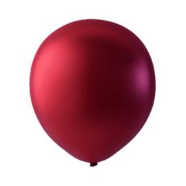 Ballon Cherry Red - Per 100