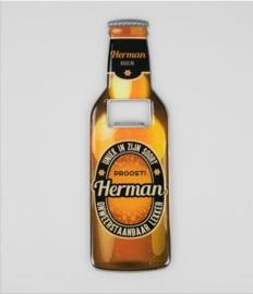 Bieropeners - Herman