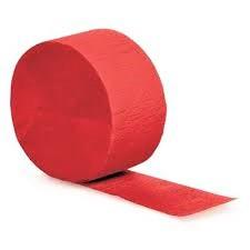 Crepepapier - Rol Felrood