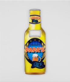 Bieropeners - Papa's Bier