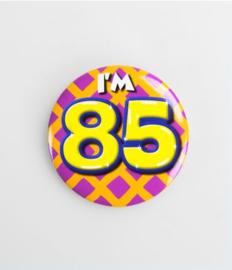 Button klein - 85