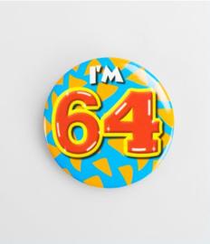 Button klein - 64