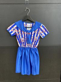 Carnaval - Matroos Blauw meisje