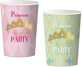 Princess party - Bekers