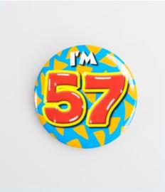 Button klein - 57