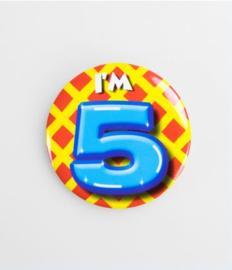 Button klein - 5