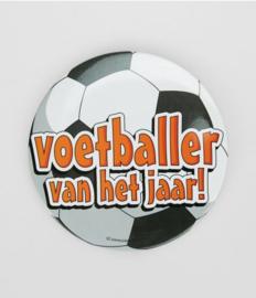 Button XL - Voetballer van het Jaar