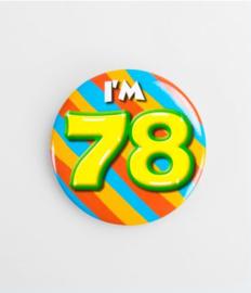 Button klein - 78