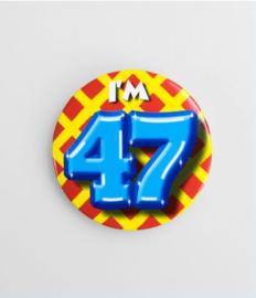 Button klein - 47