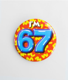 Button klein - 67