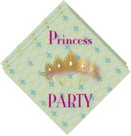 Princess party - Servetten