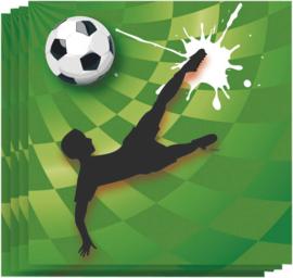 Goal feestje - Servetten