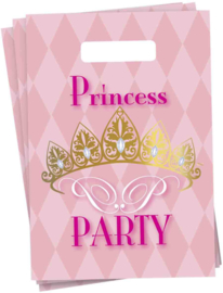 Princess party - Party bags