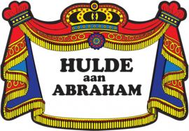 Huldebord Abraham kroonschild