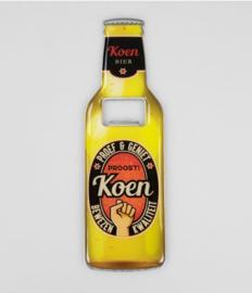 Bieropeners - Koen