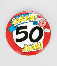 Button XL - Sarah 50