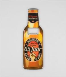Bieropeners - 65 jaar