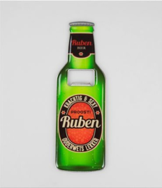 Bieropeners - Ruben