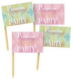 Princess party - Party prikkers