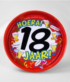 Dienblad - 18
