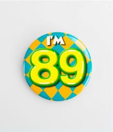 Button klein - 89