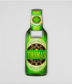 Bieropeners - Thomas