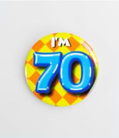 Button klein - 70