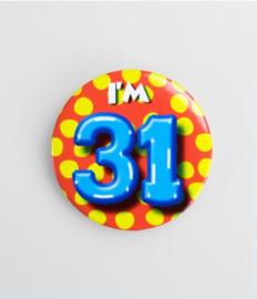 Button klein - 31