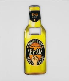 Bieropeners - Erik
