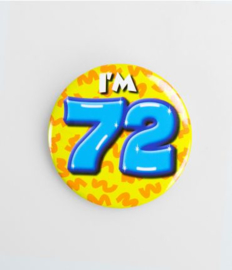 Button klein - 72