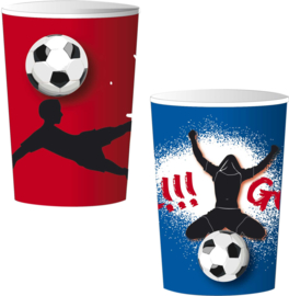 Goal feestje - Bekers