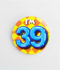 Button klein - 39