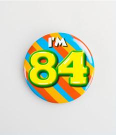 Button klein - 84