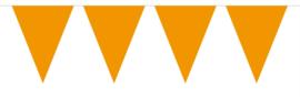 Vlaggenlijn Effen - Oranje