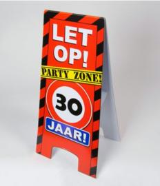 Warning Sign - 30