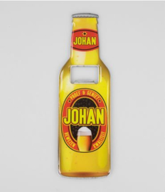 Bieropeners - Johan