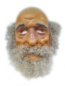 Masker - Abraham met Haar