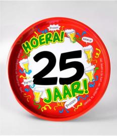Dienblad - 25