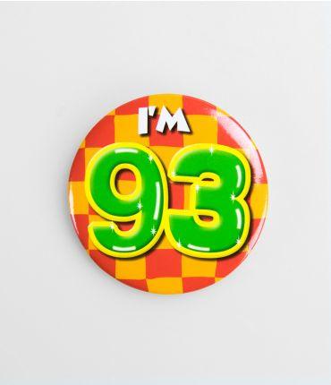 Button klein - 93